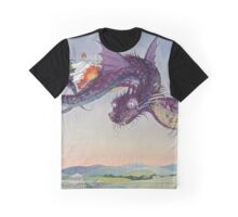 Medea and the Snakes Graphic T-Shirt