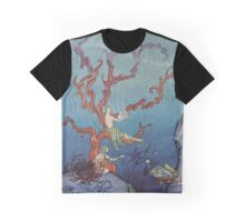 Proserpina and the Sea Nymphs Graphic T-Shirt