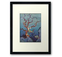 Proserpina and the Sea Nymphs Framed Print