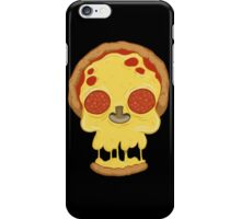 Deadly pizza iPhone Case/Skin