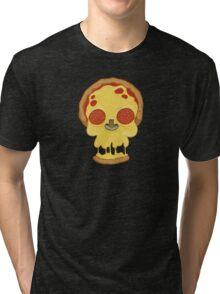 Deadly pizza Tri-blend T-Shirt