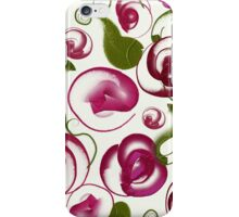 New Love: Modern Roses by Alma Lee iPhone Case/Skin