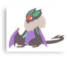 Pokemon Sticker: Noivern Canvas Print