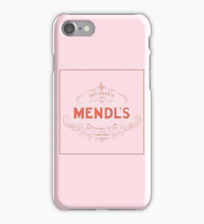 Mendl's Patisserie iPhone Case/Skin