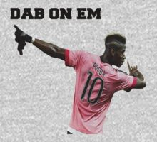 Pogba - Dab on ´em celebration One Piece - Long Sleeve