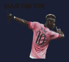 Pogba - Dab on ´em celebration Kids Tee