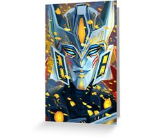 Drift Ceremonial Paint Greeting Card