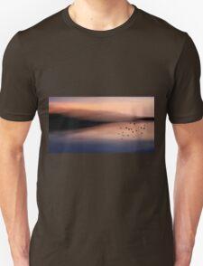 O'er Mountain Unisex T-Shirt