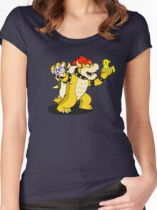 Smash King Women's Fitted Scoop T-Shirt