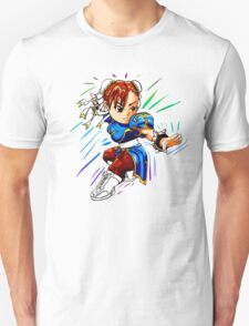 STREET FIGHTER : CHUN LI Unisex T-Shirt