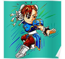 STREET FIGHTER : CHUN LI Poster
