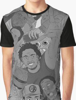 Hip Hop 2015 Edition Graphic T-Shirt