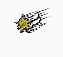 Fox and Rockstar Energy Drink Logo Unisex T-Shirt