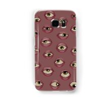 Fleshy Eyeballs Samsung Galaxy Case/Skin