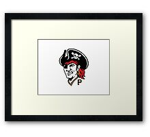 Pittsburgh Pirates Nice Logo Framed Print