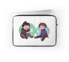 Comfy Boyfriends - Laptop Skin Laptop Sleeve