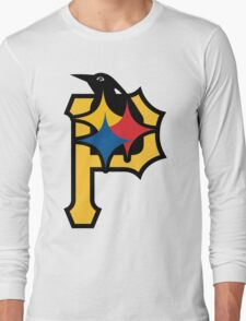 Pittsburgh Pirates Good Logo Long Sleeve T-Shirt