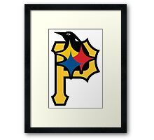 Pittsburgh Pirates Good Logo Framed Print