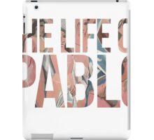 The Life Of Pablo Kanye West T shirt iPad Case/Skin