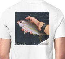 Yellowtail Art Unisex T-Shirt
