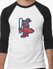 Boston Red Sox Doll Men's Baseball ¾ T-Shirt