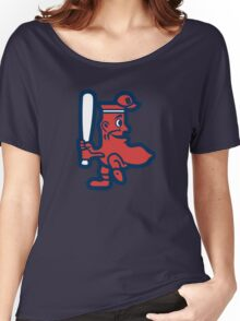 Boston Red Sox Doll Women's Relaxed Fit T-Shirt