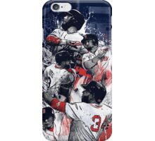 Boston Red Sox Full Team iPhone Case/Skin