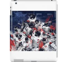 Boston Red Sox Full Team iPad Case/Skin