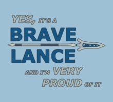 BRAVE LANCE | Fire Emblem by Rotom479