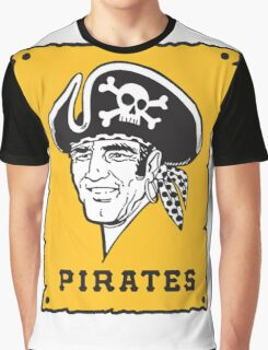 Pittsburgh Pirates Captains Graphic T-Shirt