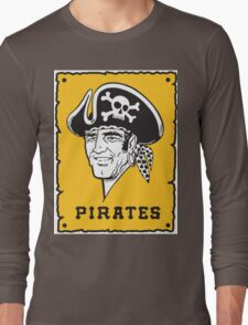 Pittsburgh Pirates Captains Long Sleeve T-Shirt