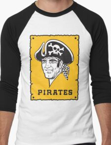 Pittsburgh Pirates Captains Men's Baseball ¾ T-Shirt