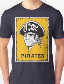 Pittsburgh Pirates Captains Unisex T-Shirt