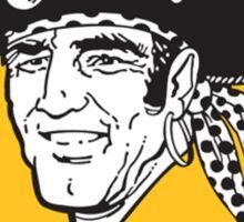 Pittsburgh Pirates Captains Sticker