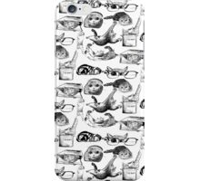 Cat Jam iPhone Case/Skin