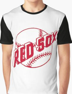 Boston Red Sox Old Logo Graphic T-Shirt