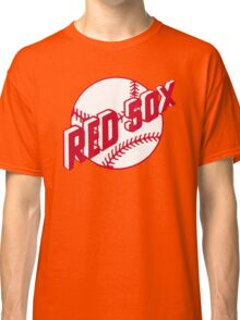 Boston Red Sox Old Logo Classic T-Shirt