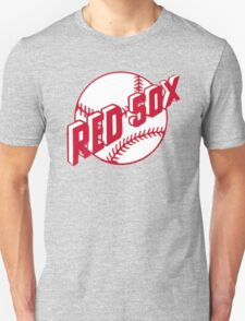 Boston Red Sox Old Logo Unisex T-Shirt