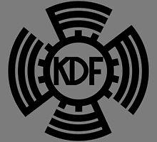 KdF Sunwheel Logo by artbyedo