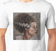 Elsa Lancester is 'The Bride of Frankenstein' Unisex T-Shirt