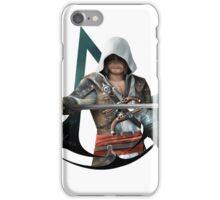 Edward Kenway (Assassins Creed Black Flag) iPhone Case/Skin