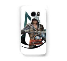 Edward Kenway (Assassins Creed Black Flag) Samsung Galaxy Case/Skin