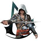 Edward Kenway (Assassins Creed Black Flag) by ellenb96
