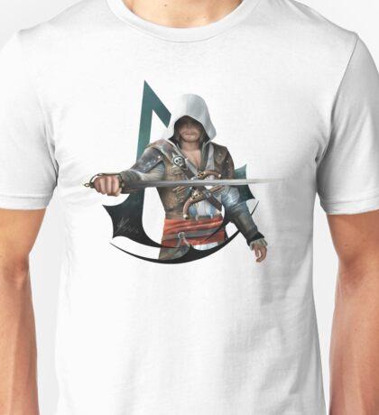 Edward Kenway (Assassins Creed Black Flag) Unisex T-Shirt
