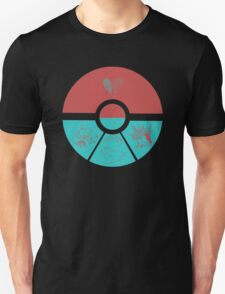Pokemon Heart Broken starter T-Shirt