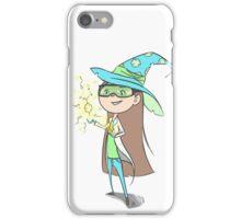 Chemistry Wizard iPhone Case/Skin