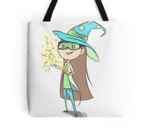 Chemistry Wizard Tote Bag