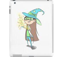 Chemistry Wizard iPad Case/Skin