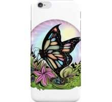 Butterfly Serenity iPhone Case/Skin