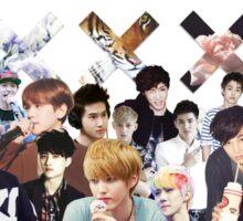 EXO - Collage Sticker